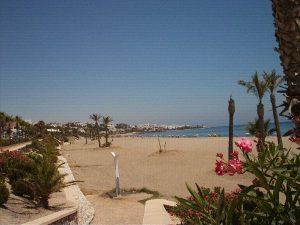 Mojacar Beach 15Jul2010
